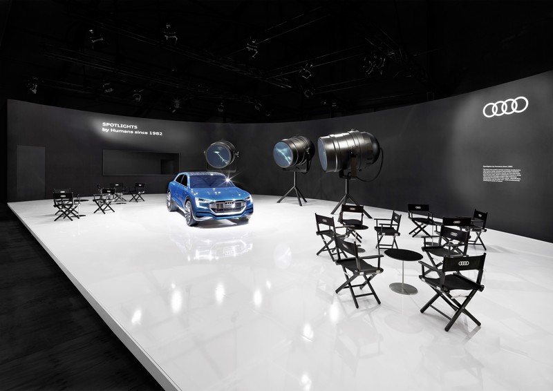 Audi at Design Miami: Into an Electric Future