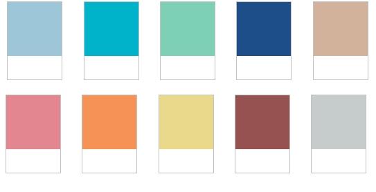 Colors Pantone 2015 2015 Spring Colors Pantone