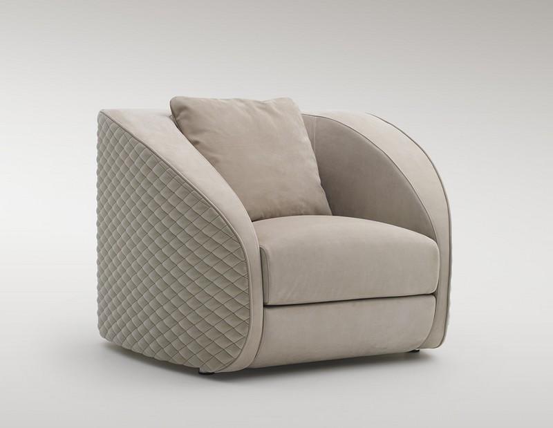 2016 Bentley Home collection - Melrose armchair