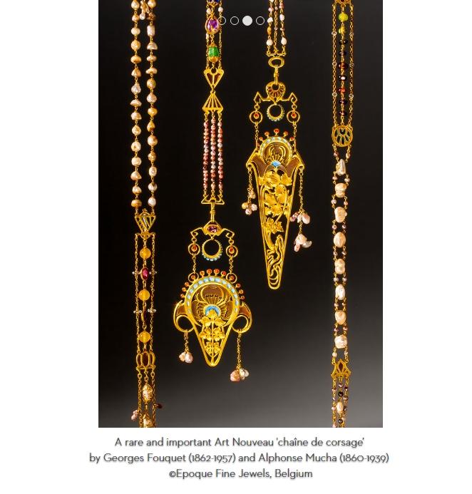 2016 Biennale des Antiquaires-Epoque Fine Jewels