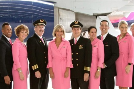 2016 'Breast Cancer One' Survivor Flight is Carrying us Closer to a Cure