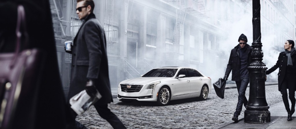 2016 Cadillac CT6 Range-Topping Sedan Slated for March Launch-