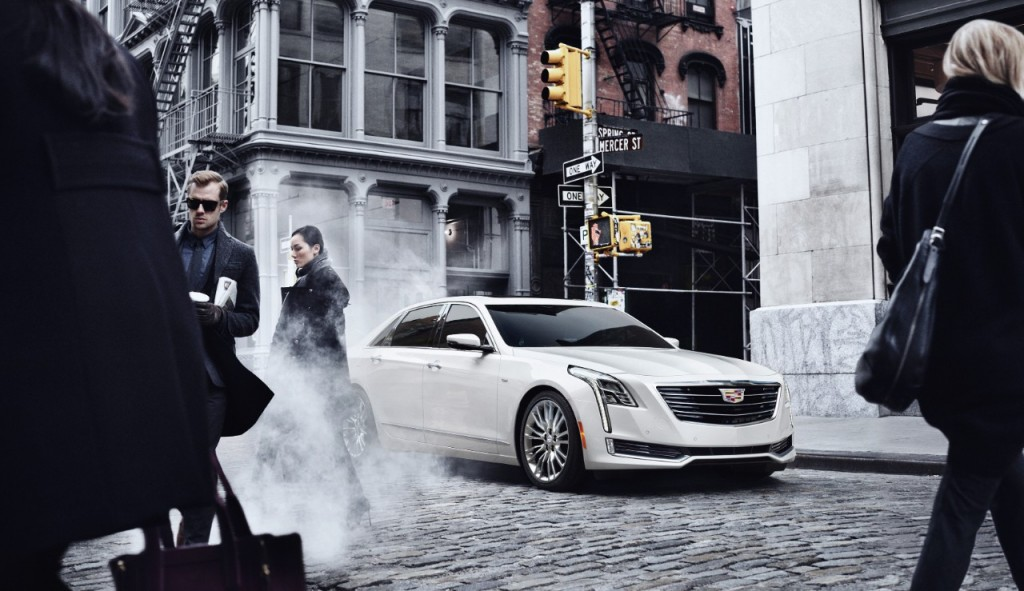 2016 Cadillac CT6 Range-Topping Sedan Slated for March Launch