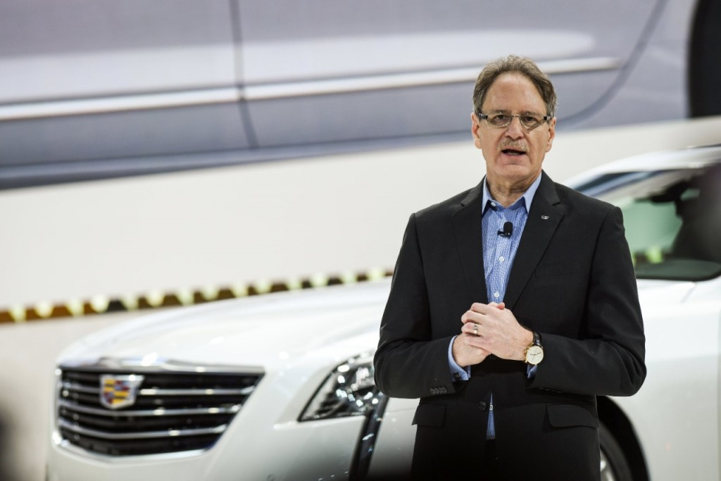 2016 Cadillac CT6 Range-Topping Sedan Slated for March Launch-2015
