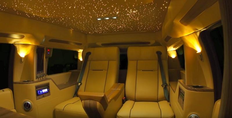 2016 Cadillac Escalade Viceroy Edition By Lexani Motorcars-