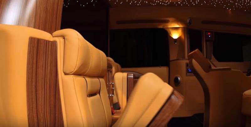 2016 Cadillac Escalade Viceroy Edition By Lexani Motorcars--