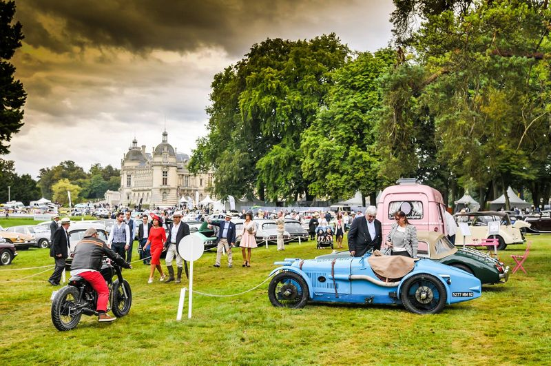 2016 Chantilly Arts & Elégance Richard Mille at Chantilly, Oise-2luxury2