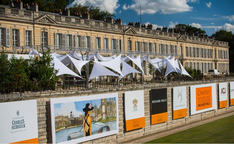 2016 Chantilly Arts & Elégance Richard Mille at Chantilly, Oise, France--