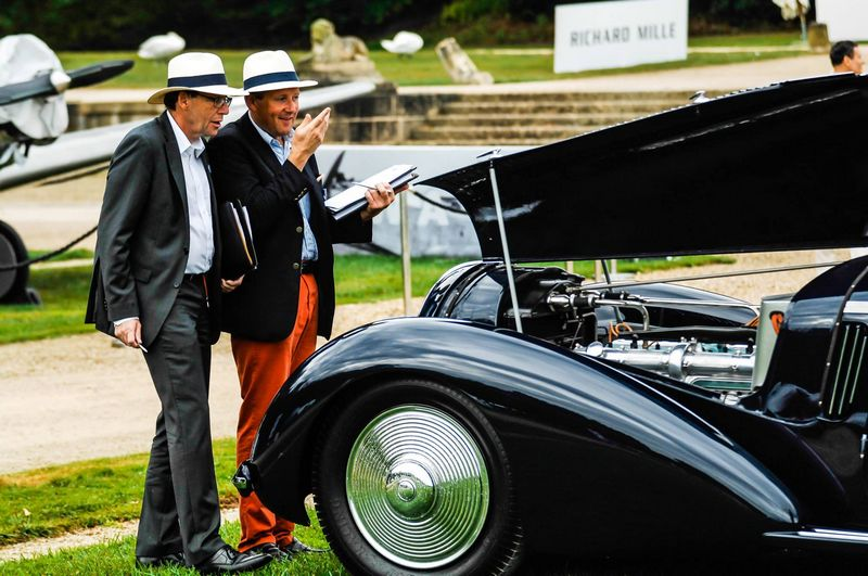 2016 Chantilly Arts & Elégance Richard Mille at Chantilly