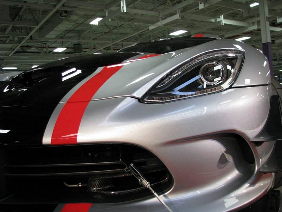 2016 Dodge Viper American Club Racer----000
