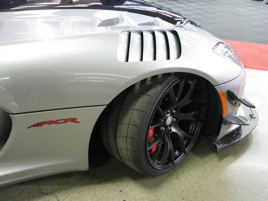2016 Dodge Viper American Club Racer---