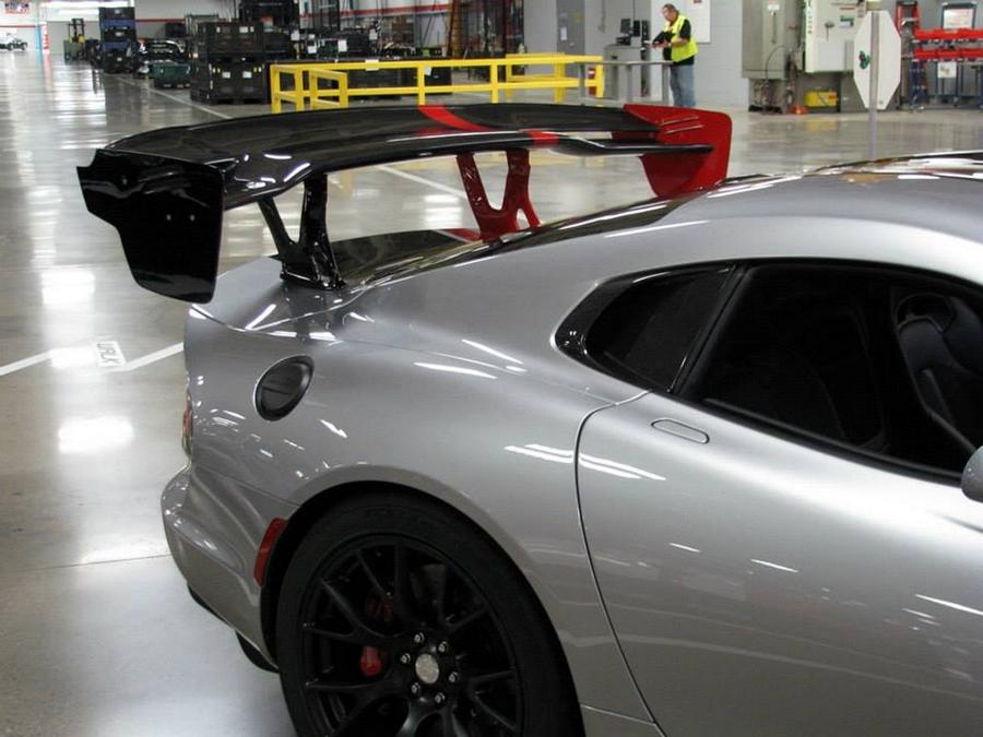 2016 Dodge Viper American Club Racer