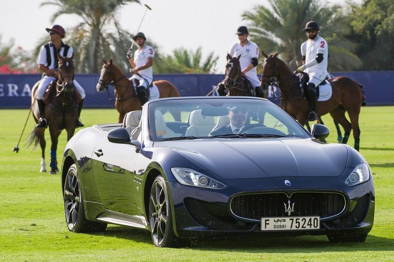 2016- First Maserati Dubai Polo Challenge