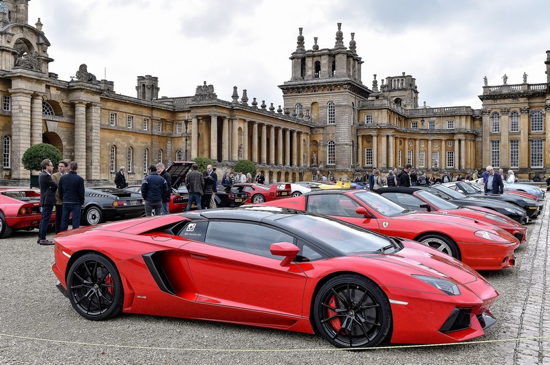 2016 Inaugural Cars & Coffee meets from the UK's leading luxury super and classic car show
