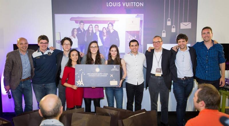 2016 Louis Vuitton's second Hackathon with Anaplan a huge success