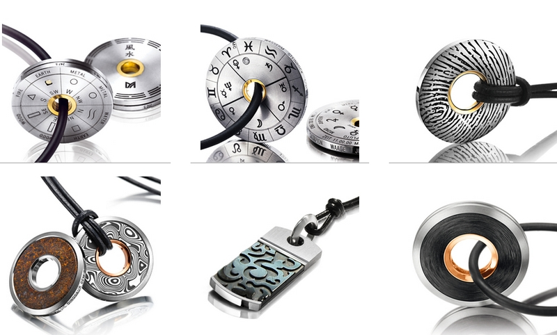 2016 Meister Men's Collection - Pendants and amulets