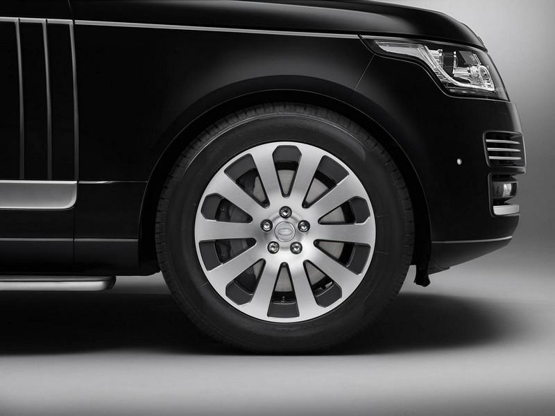 2016 Range Rover Sentinel-