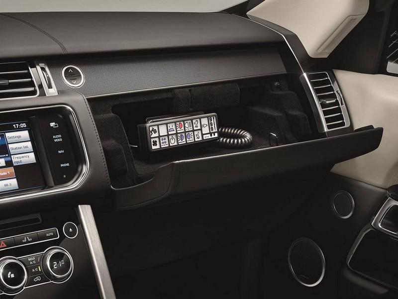2016 Range Rover Sentinel---