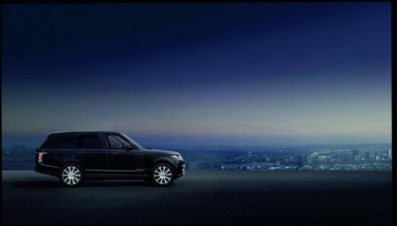 2016 Range Rover Sentinel, an armored autobiography-