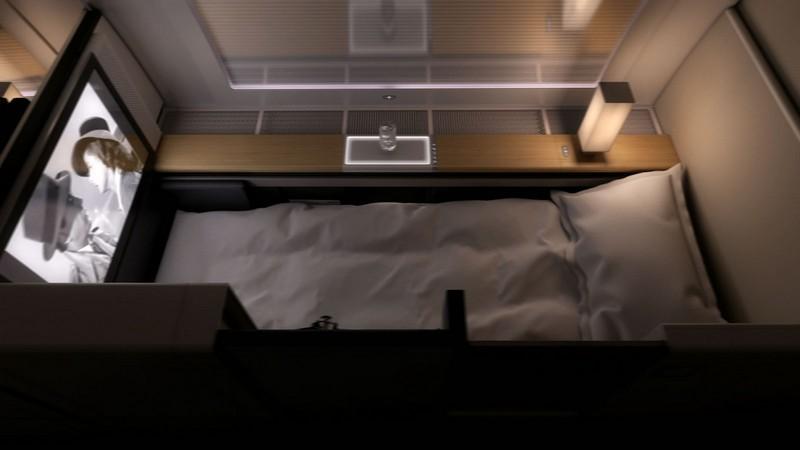 2016  SWISS long-haul flagship-cabin