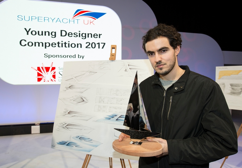 2017's Superyacht UK Young Designer