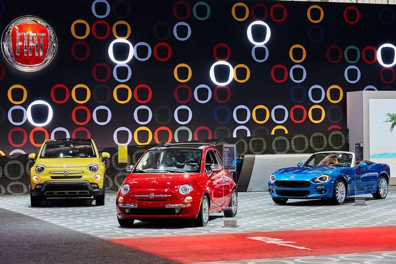 2017 Fiat 124 Spider Elaborazione Abarth delivers best-in-class horsepower and torque-