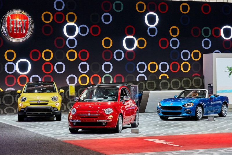 2017 Fiat 124 Spider Elaborazione Abarth delivers best-in-class horsepower and torque-