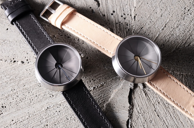 22 design studios concrete watch - 4th Dimension Watch-0001