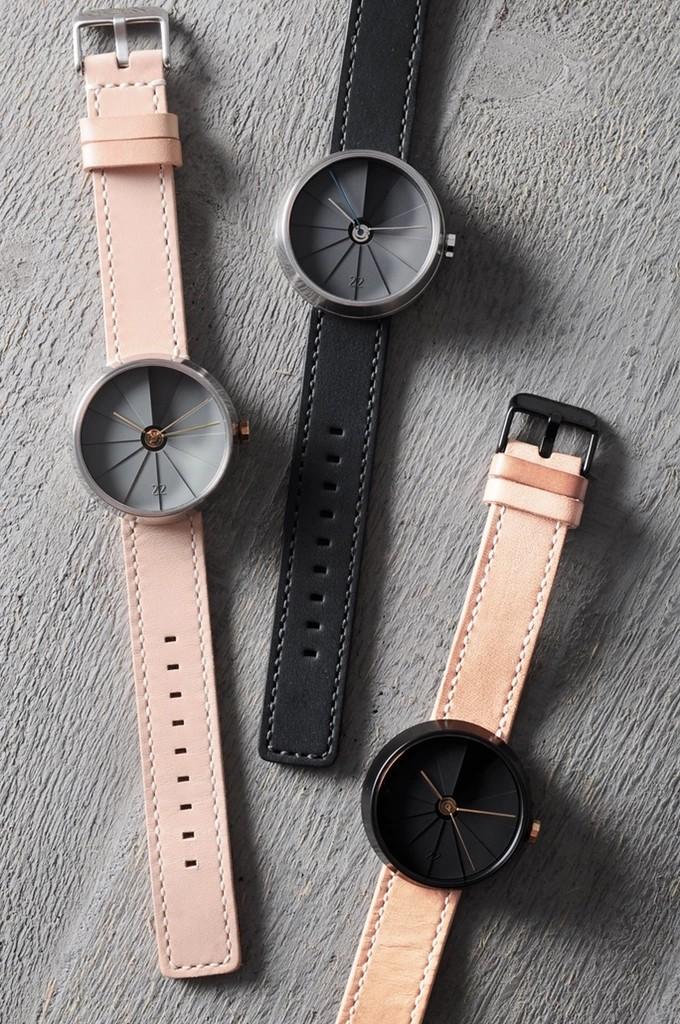 22 design studios concrete watch - 4th Dimension Watch