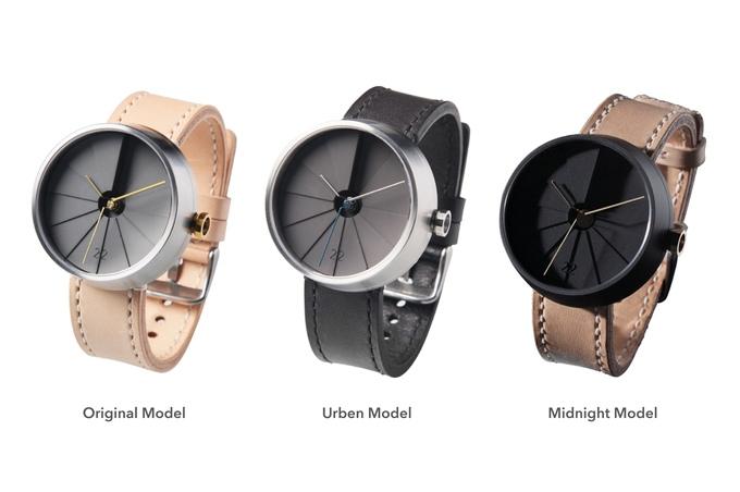 22 design studios concrete watch - 4th Dimension Watch--the rande