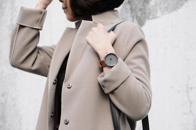 22 design studios concrete watch - 4th Dimension Watch-urban model
