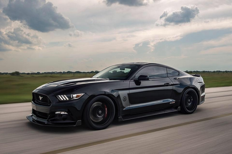 2luxury2 25th Anniversary Hennessey Mustang