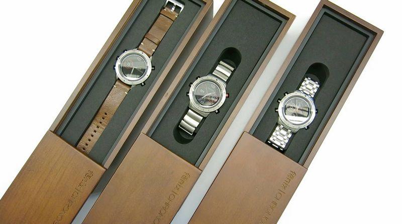 3 styles fenix chronos watches