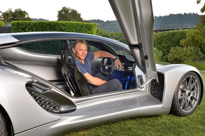 Greener, lighter, safer and made local: Blade supercar with 3D printed chassis