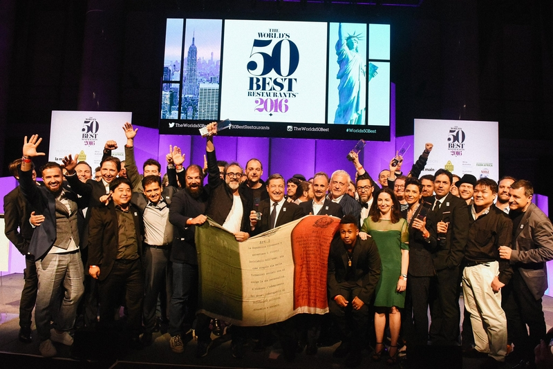 50 best restaurants -