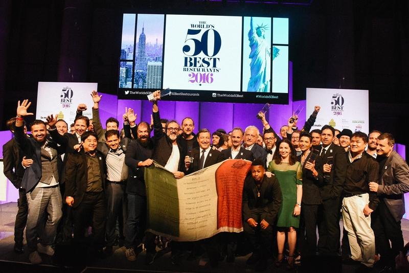 50 best restaurants -