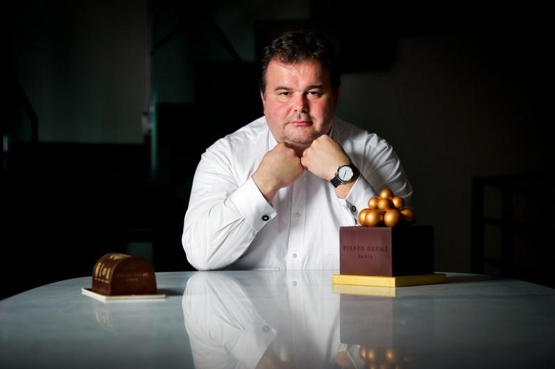 50 best restaurants - World-leading Chef Pâtissier Pierre Hermé Crowned Best Pastry Chef 2016-