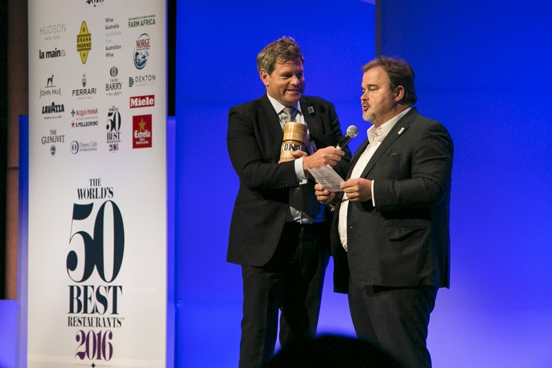 50 best restaurants - World-leading Chef Pâtissier Pierre Hermé Crowned Best Pastry Chef 2016