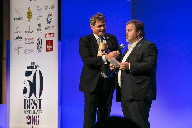 50 best restaurants - World-leading Chef Pâtissier Pierre Hermé Crowned Best Pastry Chef 2016