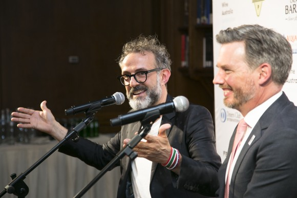 50 best restaurants - massimo bottura is on the top of the gourmet world