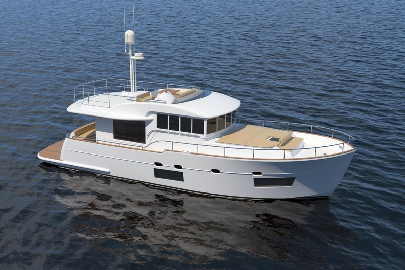 535-maine_Cantieri Estensi relaunches with 17 meters 535 Maine