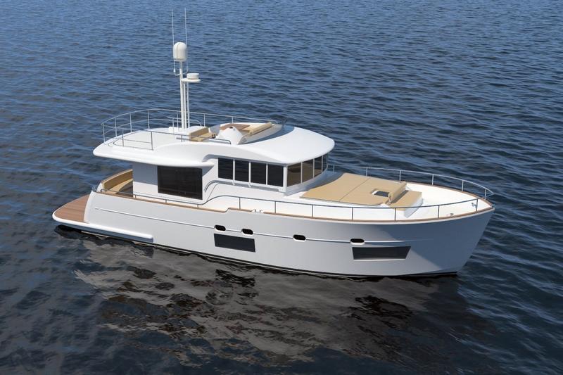 535-maine_Cantieri Estensi relaunches with 17 meters 535 Maine