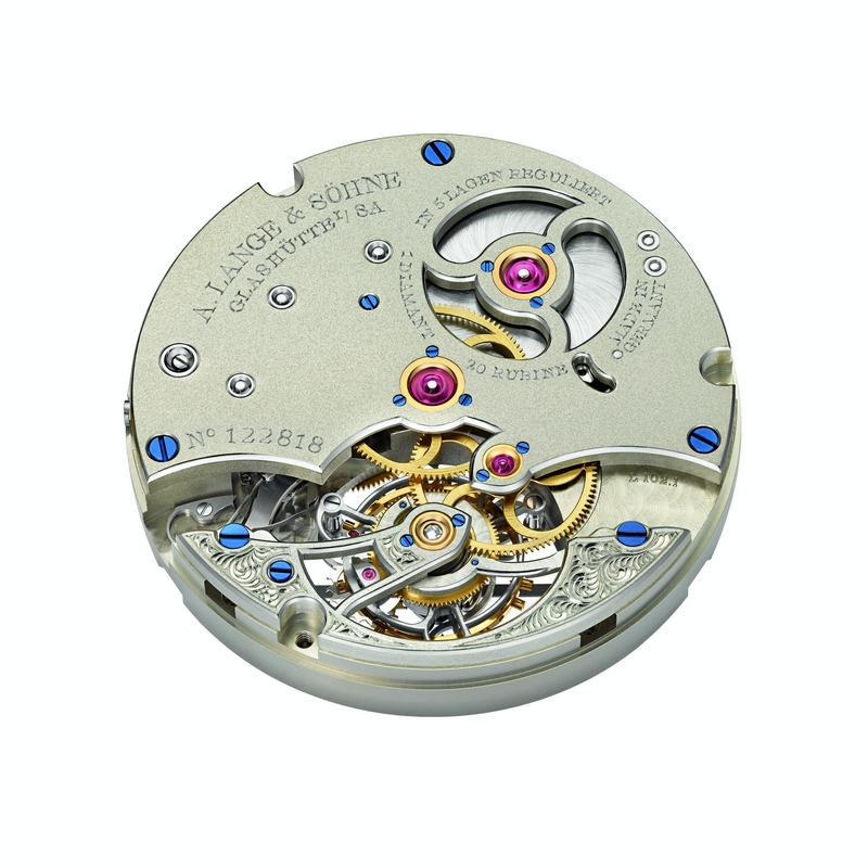 5th Handwerkskunst edition A. Lange & Söhne 1815 Tourbillon --