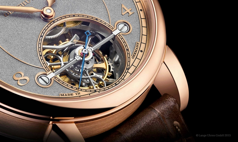 5th Handwerkskunst edition A. Lange & Söhne 1815 Tourbillon - Limited to 30 watches-