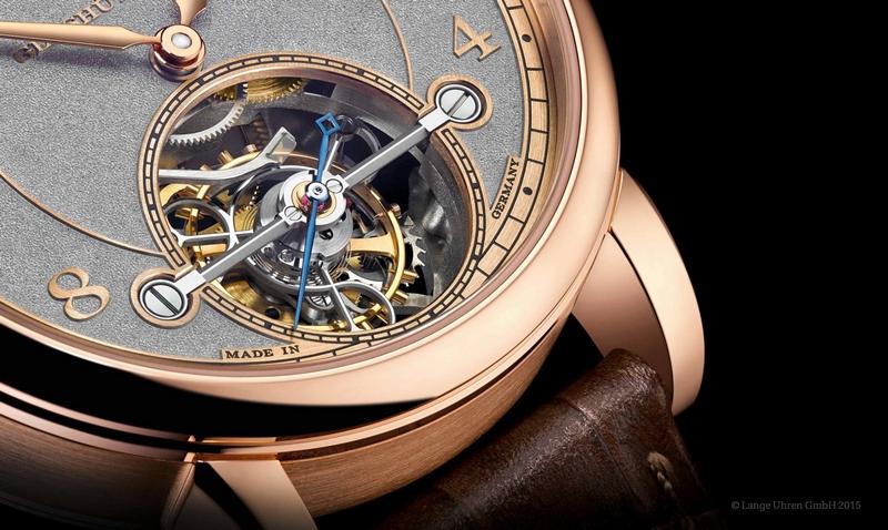 5th Handwerkskunst edition A. Lange & Söhne 1815 Tourbillon - Limited to 30 watches-
