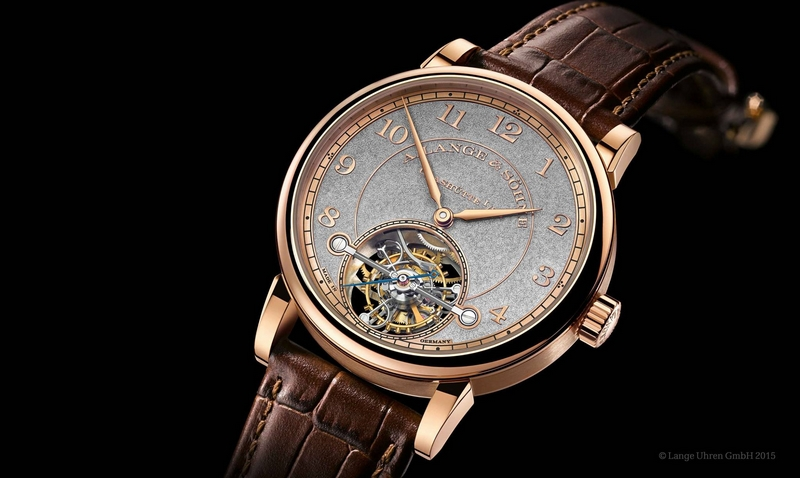 5th Handwerkskunst edition A. Lange & Söhne 1815 Tourbillon - Limited to 30 watches--