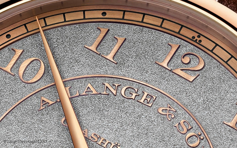 5th Handwerkskunst edition A. Lange & Söhne 1815 Tourbillon - Limited to 30 watches