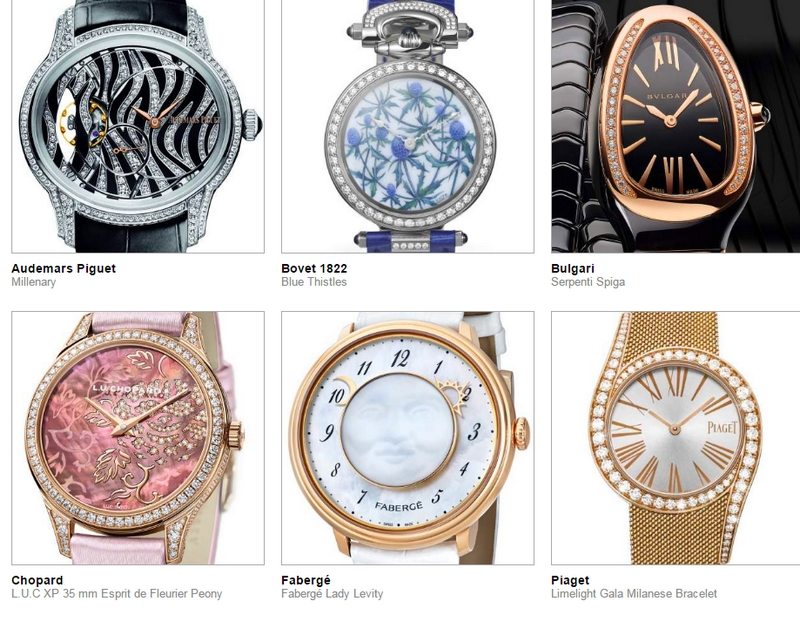 72 luxury timepieces pre-selected for Grand Prix d'Horlogerie de Geneve 2016 - GPHG