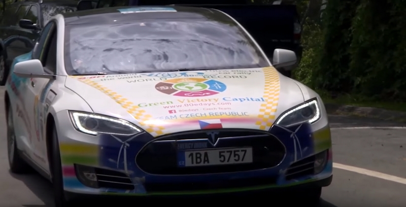 80 edays - around the world in electric cars-