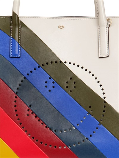 A NEW LIMITED EDITION COLLECTION BY ANYA HINDMARCH FOR LUISAVIAROMA---